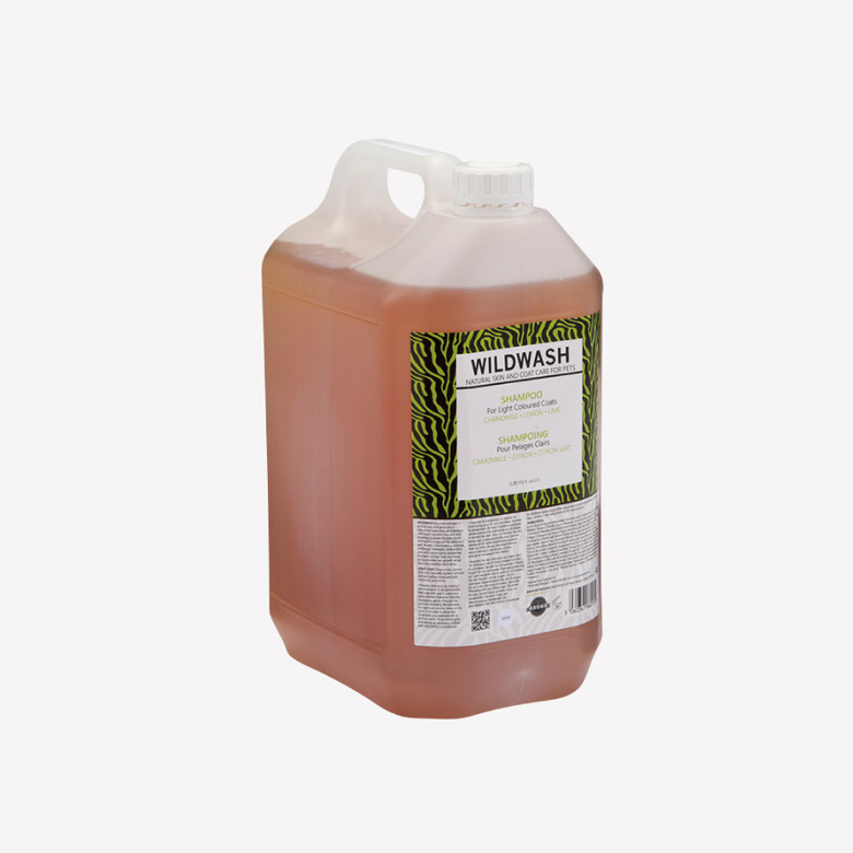 WILDWASH SHAMPOO FOR LIGHT COLOURED COATS_5Litres
