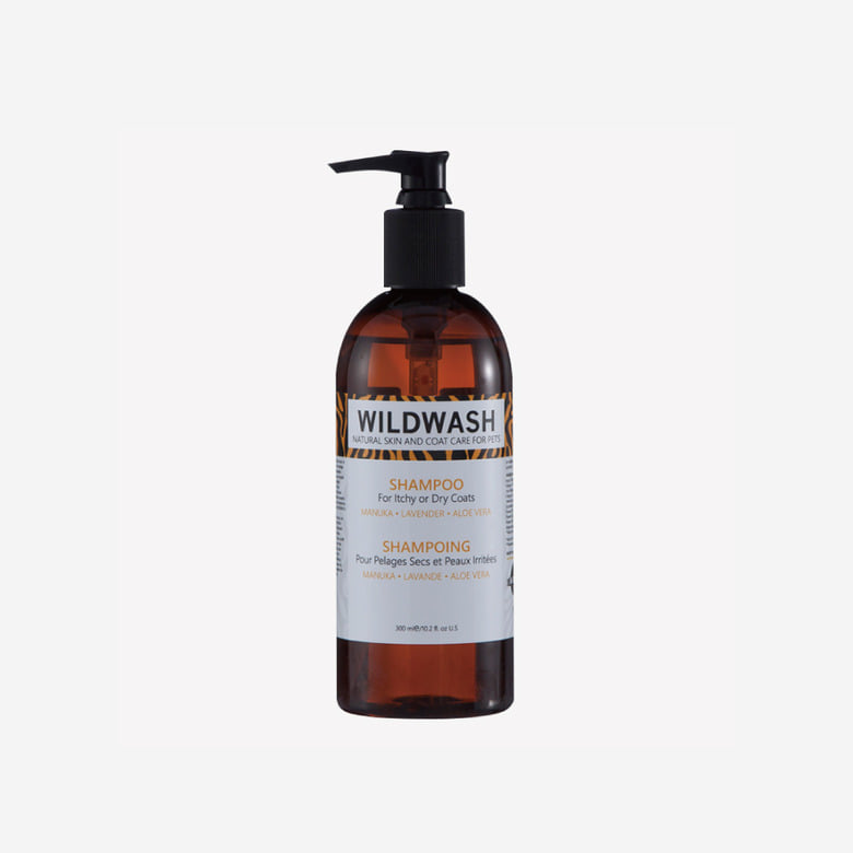 WILDWASH SHAMPOO FOR ITCHY OR DRY COATS